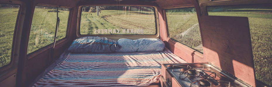 Titelbild: Camper Van für 4 Personen