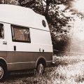 Camper Van VW LT Vintage Selbstausbau
